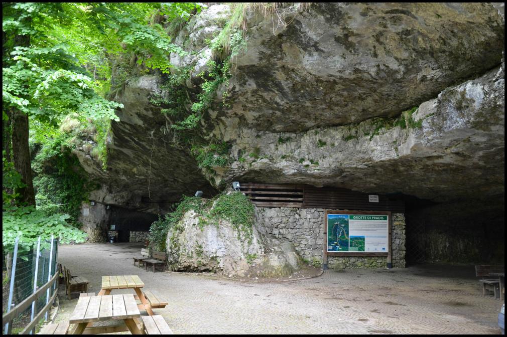 Grotte di Pradis
